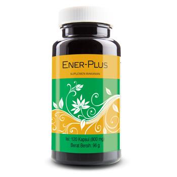 ENER-PLUS™ 120 Soft-Gel Caps/Bottle