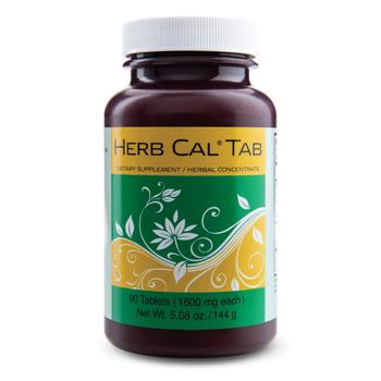HERB CAL ® Tab 90 Tabs/Bottle